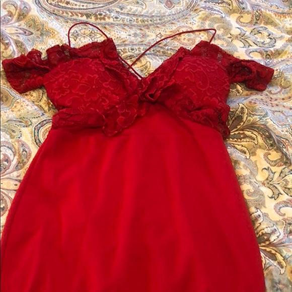 cb76b77ce6a4b Fashion Nova Dresses   Beautiful Mini Dress   Poshmark
